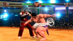 Скриншот к игре Virtua Fighter 5: Final Showdown - 2