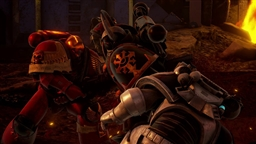 скриншот игры Warhammer 40,000: Eternal Crusade - 4