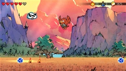 Wonder Boy: The Dragon's Trap  - 1