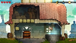 Wonder Boy: The Dragon's Trap  - 4